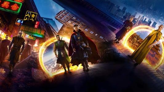 Doctor Strange - immagine by tmdb.org