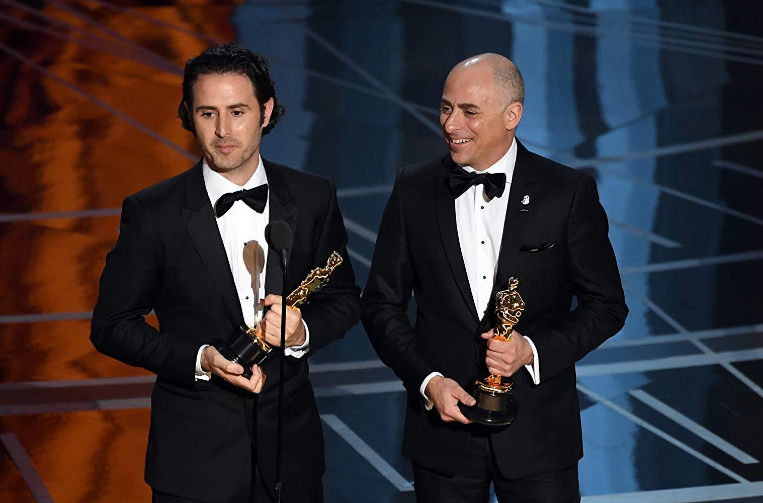 Alan Barillaro e Marc Sondheimer