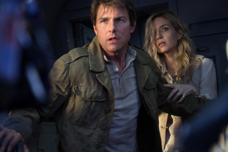 Tom Cruise e Annabelle Wallis