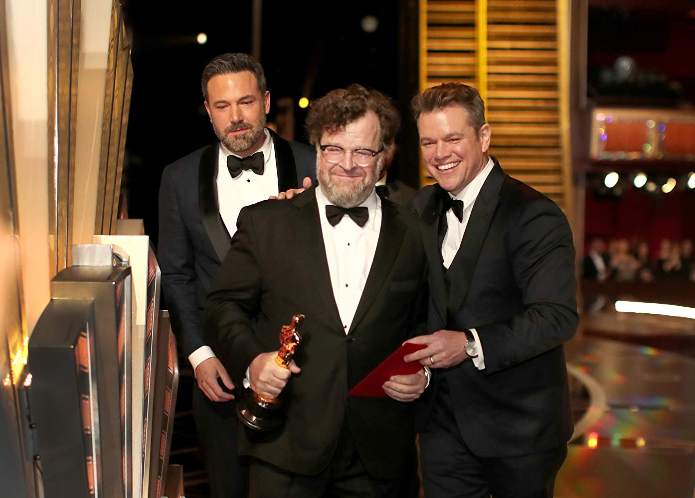 Ben Affleck, Matt Damon e Kenneth Lonergan