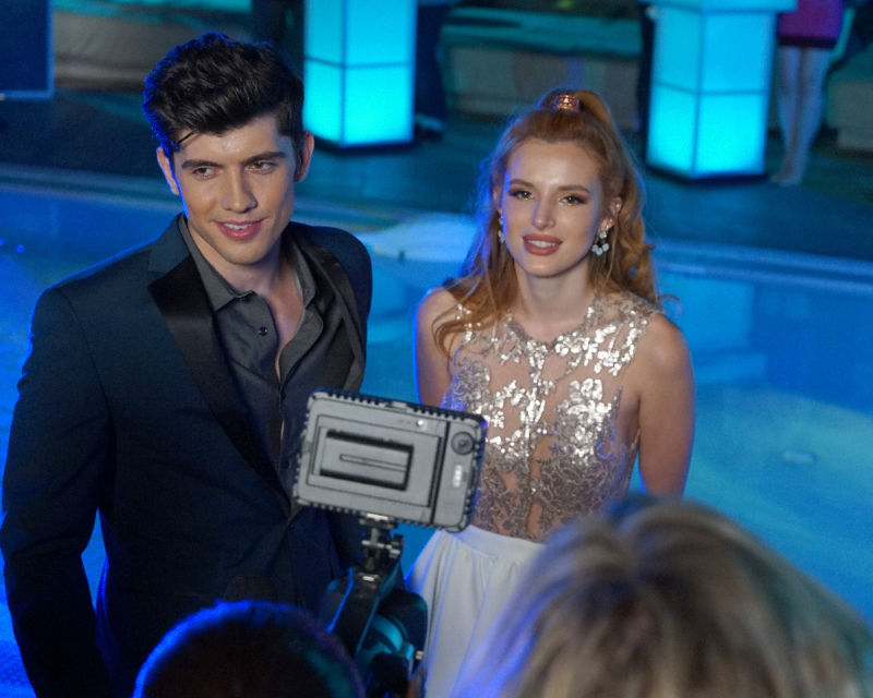 Carter Jenkins e Bella Thorne