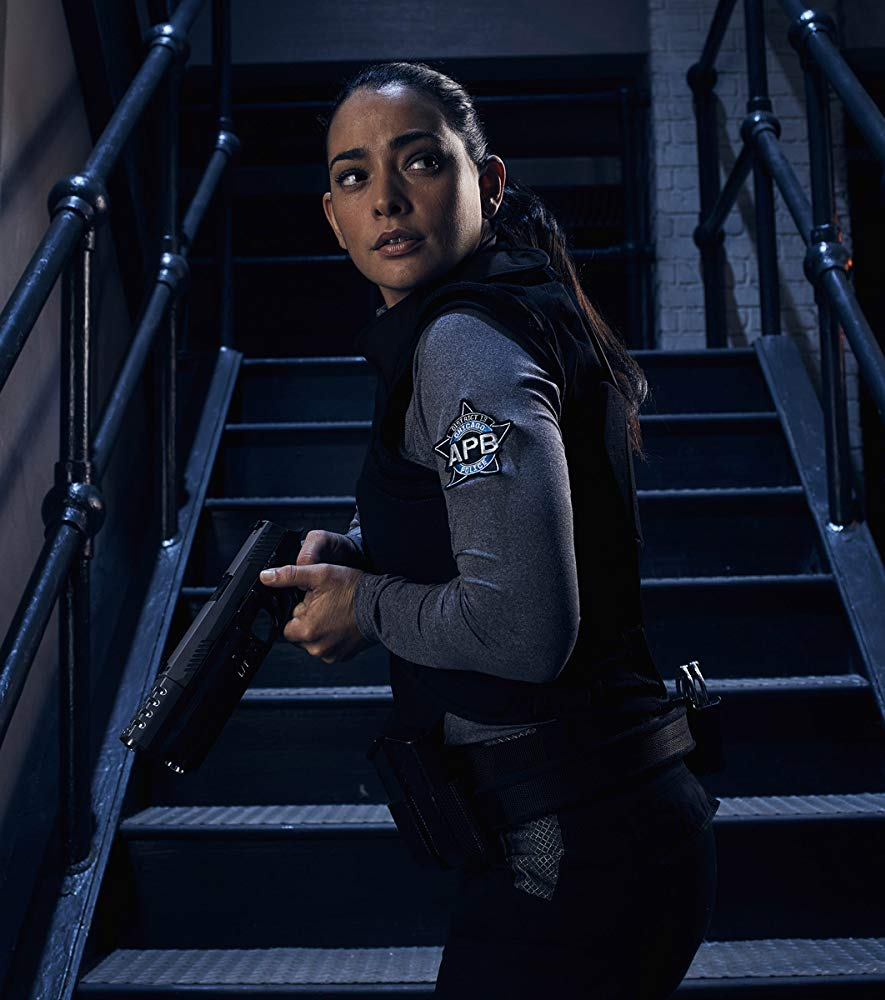 Natalie Martinez in APB.