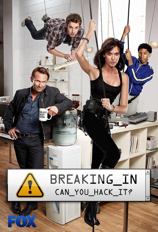 breaking in