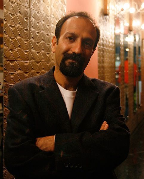Asghar Farhadi, regista di The Salesman